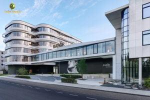 1 trong rất nhiều trung tâm nghiên cứu của Babor tại Đức