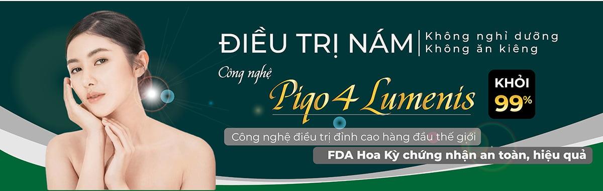 Dịch vụ điều trị nám Piqo4